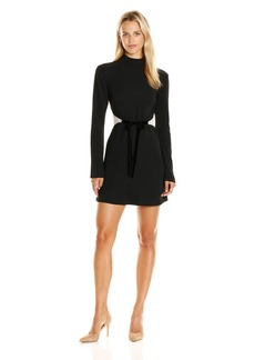 Rachel Zoe Women's Kristi Flare Sleeve Dress