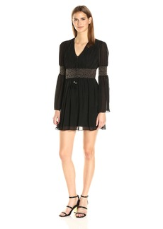 Rachel Zoe Women's Laurel Embroidered Dress