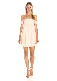 Rachel Zoe Women's Melinda Off Shoulder Dress