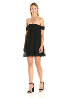 Rachel Zoe Women's Melinda Off Shoulder Dress