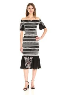 Rachel Zoe Women's Nicolette Dress  L