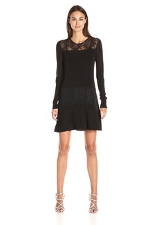Rachel Zoe Women's Seraphina Fringe Dress
