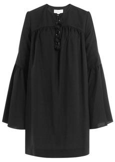Rachel Zoe Silk Helen Mini Dress