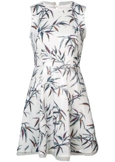 Rachel Zoe sleeveless fitted dress