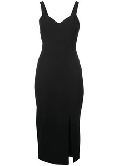 Rachel Zoe slim-fit cut out dress