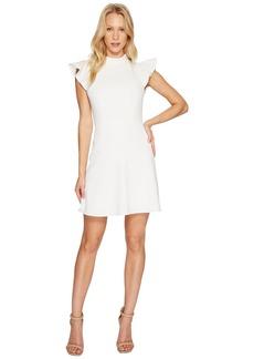 Rachel Zoe Twill Suiting Parma Dress