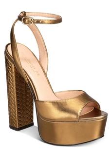 Zoe by Rachel Zoe Claire Platform Sandals Women's Shoes