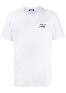 Raf Simons embroidered T-shirt