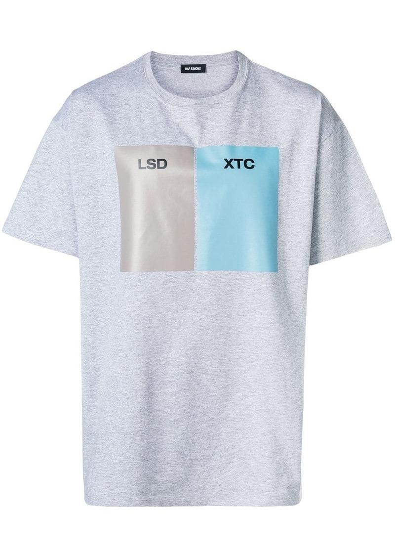 Raf Simons LSD XTC T-shirt