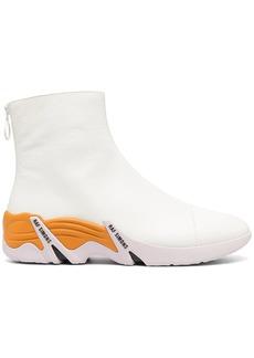 Raf Simons Cylon ankle boots