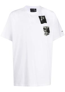 Raf Simons graphic print cotton T-shirt