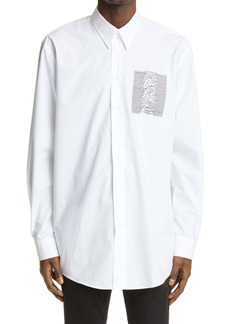Raf Simons Archive Redux AW '03 Oversize Button-Up Shirt