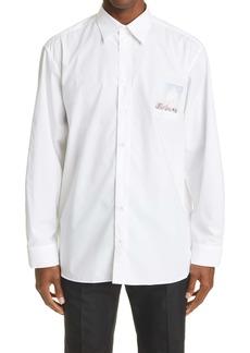 Raf Simons Patch Shirt
