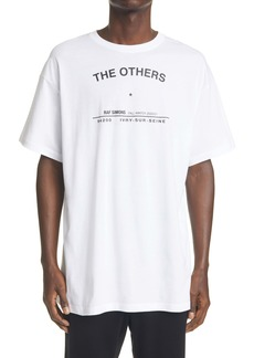 Raf Simons The Others Tour Graphic Tee