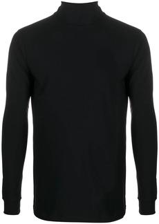 Raf Simons roll neck long-sleeve T-shirt
