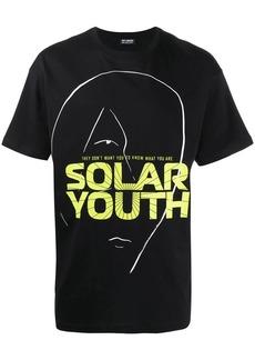 Raf Simons Solar Youth print T-shirt