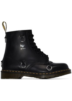 Dr. Martens x Raf Simons ring-embellished boots