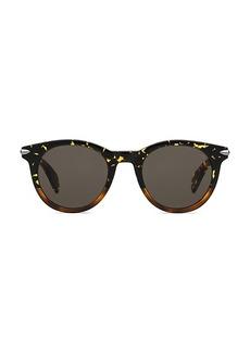 rag & bone 49MM Round Sunglasses