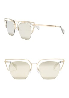 rag & bone 51mm Cat Eye Sunglasses