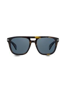 rag & bone 53MM Square Sunglasses