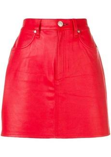Rag & Bone a-line mini skirt