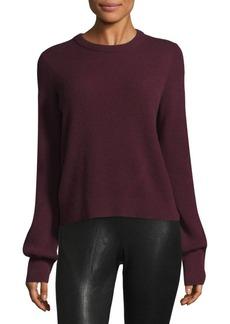 Rag & Bone Ace Cashmere Cropped Sweater