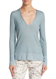 Rag & Bone Alyssa V-Neck Sweater