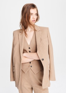 rag & bone Ames Cotton Blazer