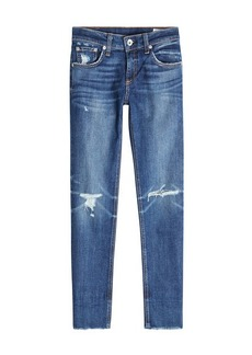 Rag & Bone Ankle Dre Mid-Rise Jeans