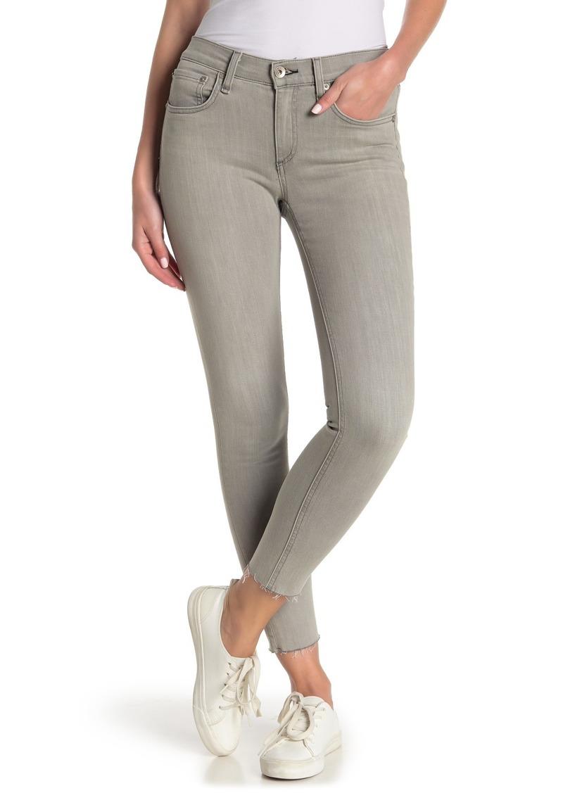 rag & bone Ankle Skinny Jeans (Burmese)
