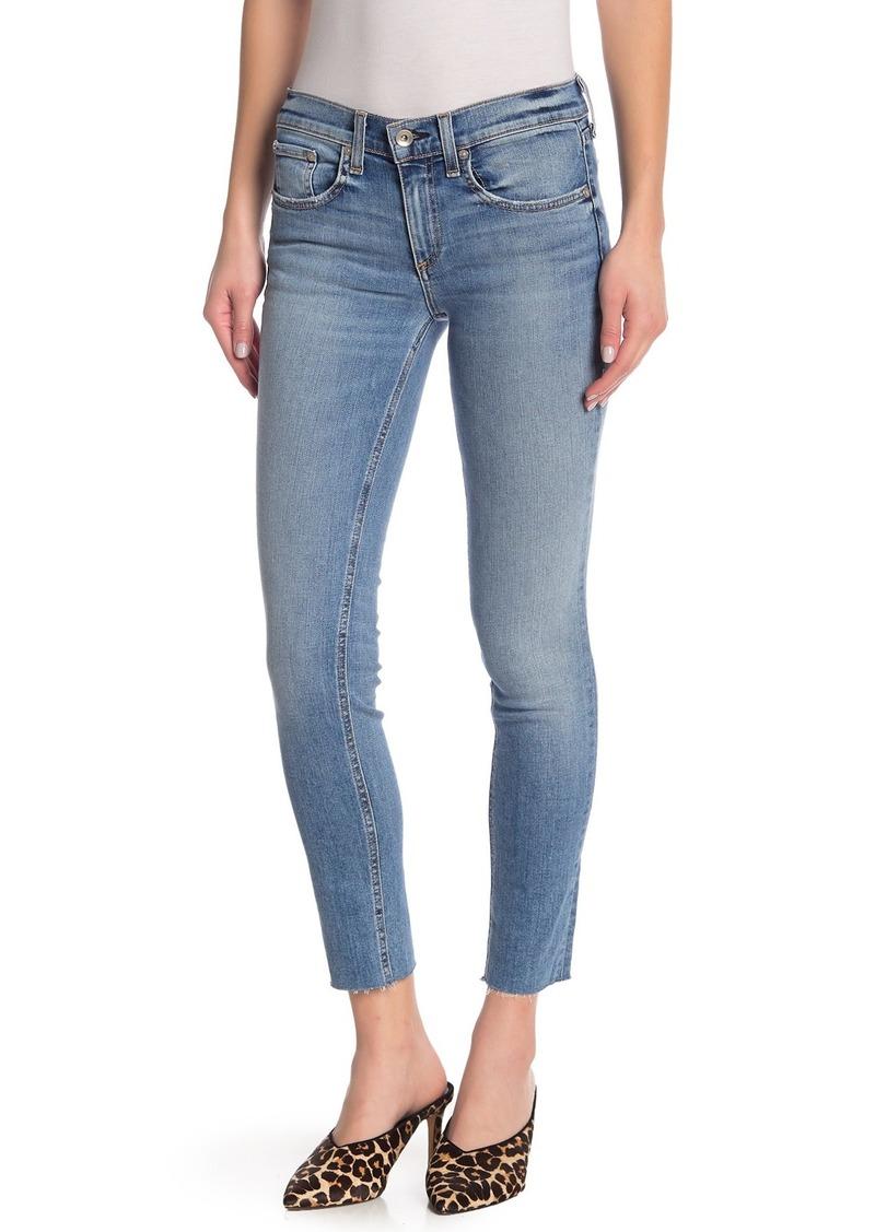 rag & bone Ankle Skinny Jeans