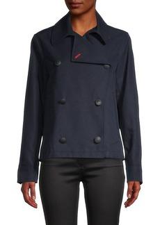 rag & bone Ardeana Cropped Double Breasted Jacket