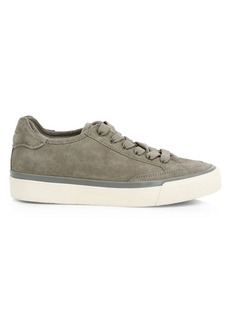 rag & bone RB Army Low-Top Suede Sneakers