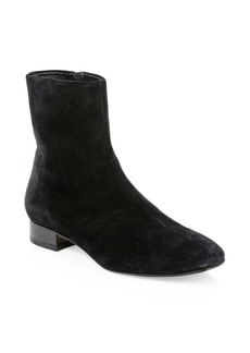 Rag & Bone Aslen Flat Suede Ankle Boots