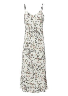 Rag & Bone Astrid Floral Slip Dress