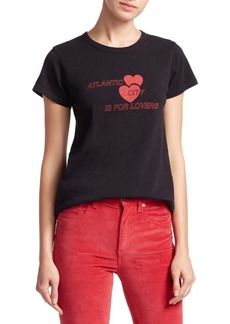 Rag & Bone Atlantic City Is For Lovers Tee