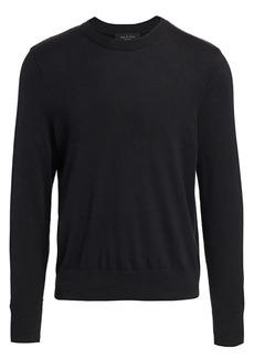 rag & bone Barrow Contrast Sweater