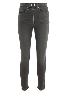 Rag & Bone Baxter Coated Jeans