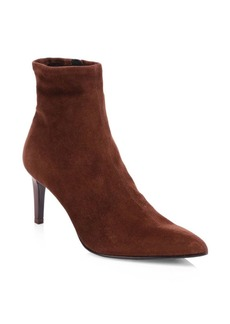Rag & Bone Beha Stretch Suede Ankle Boots