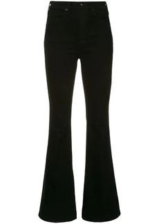 Rag & Bone Bella flared jeans