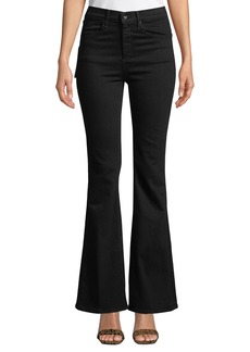 Rag & Bone Bella High-Rise Boot-Cut Jeans