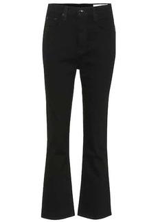 rag & bone Bella high-waisted flare jeans