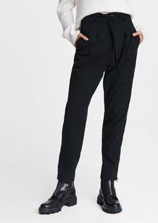 rag & bone Belted Hunter Cotton Pant