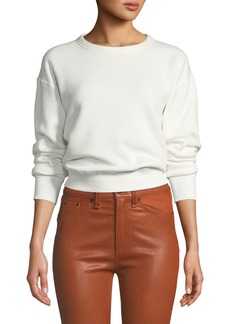 Rag & Bone Best Crewneck Pullover Sweatshirt