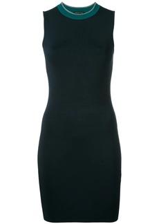 Rag & Bone bicolour fitted dress
