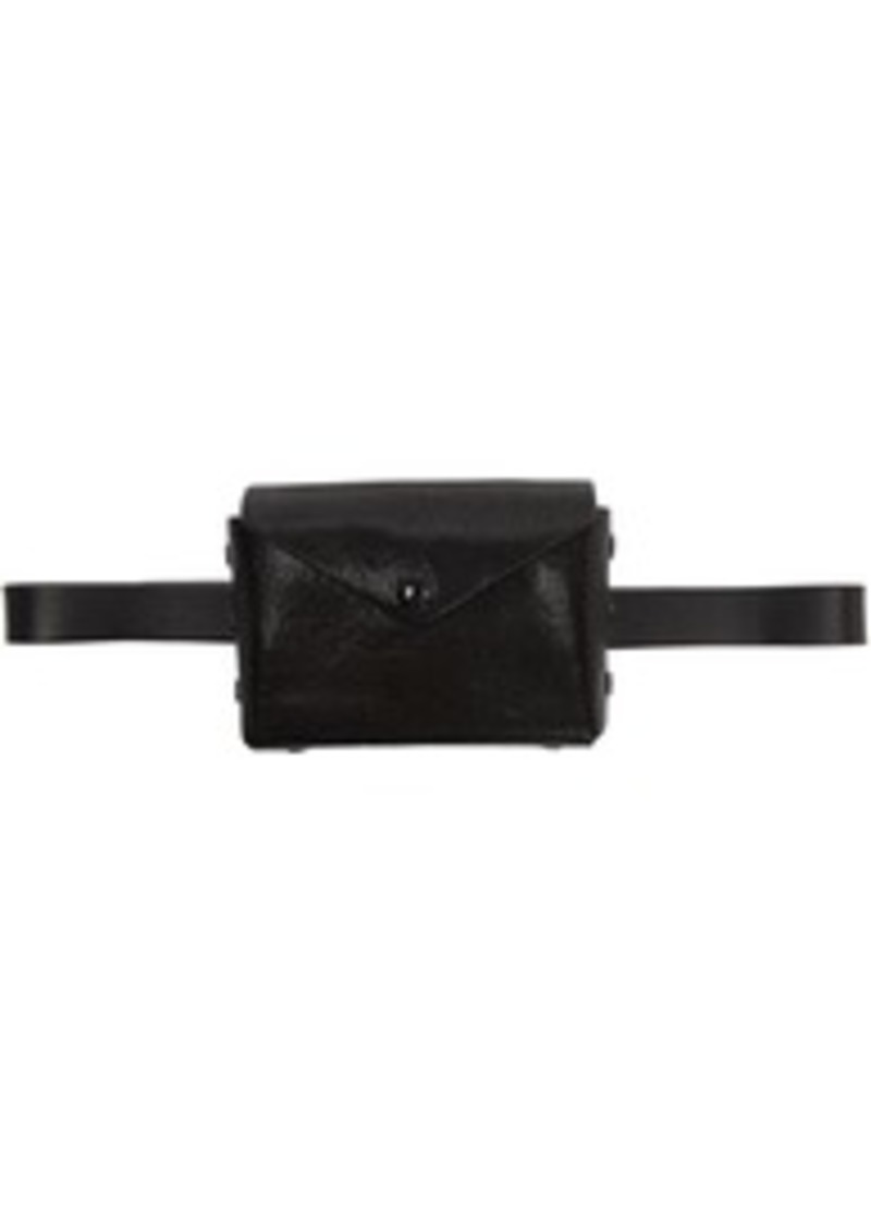 rag & bone Black Atlas Belt Bag