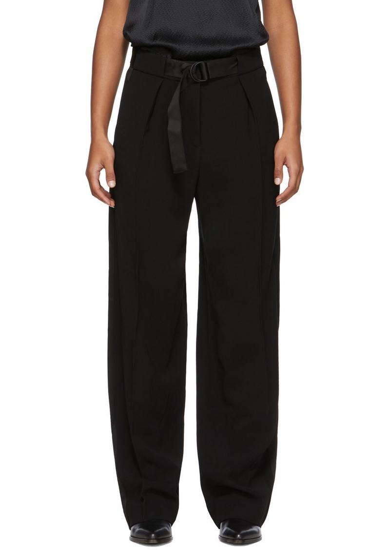 rag & bone Black Rochelle Trousers