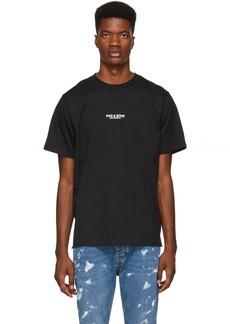 Rag & Bone Black 'Universal' T-Shirt