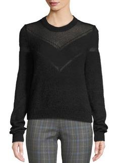 Rag & Bone Blaze Crewneck Pullover Sweater