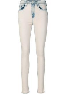 Rag & Bone bleached skinny jeans